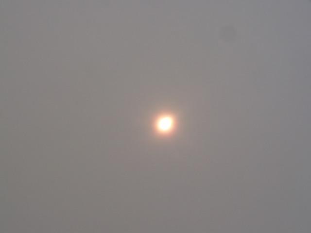 apocalyptic sun
