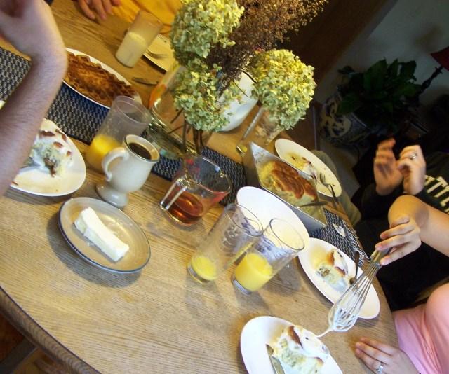 breakfast in Minnesota