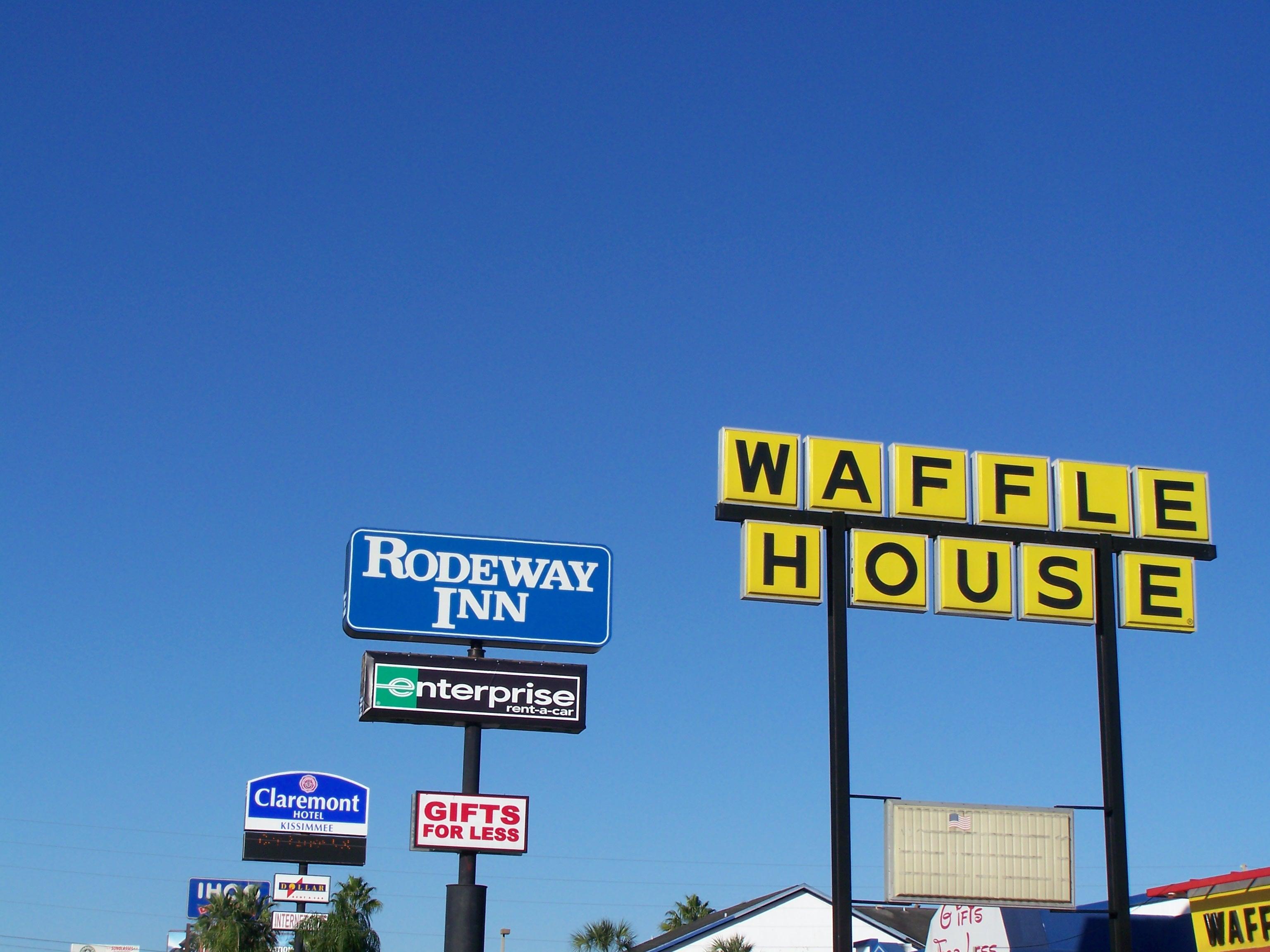 Waffle House Info Portal