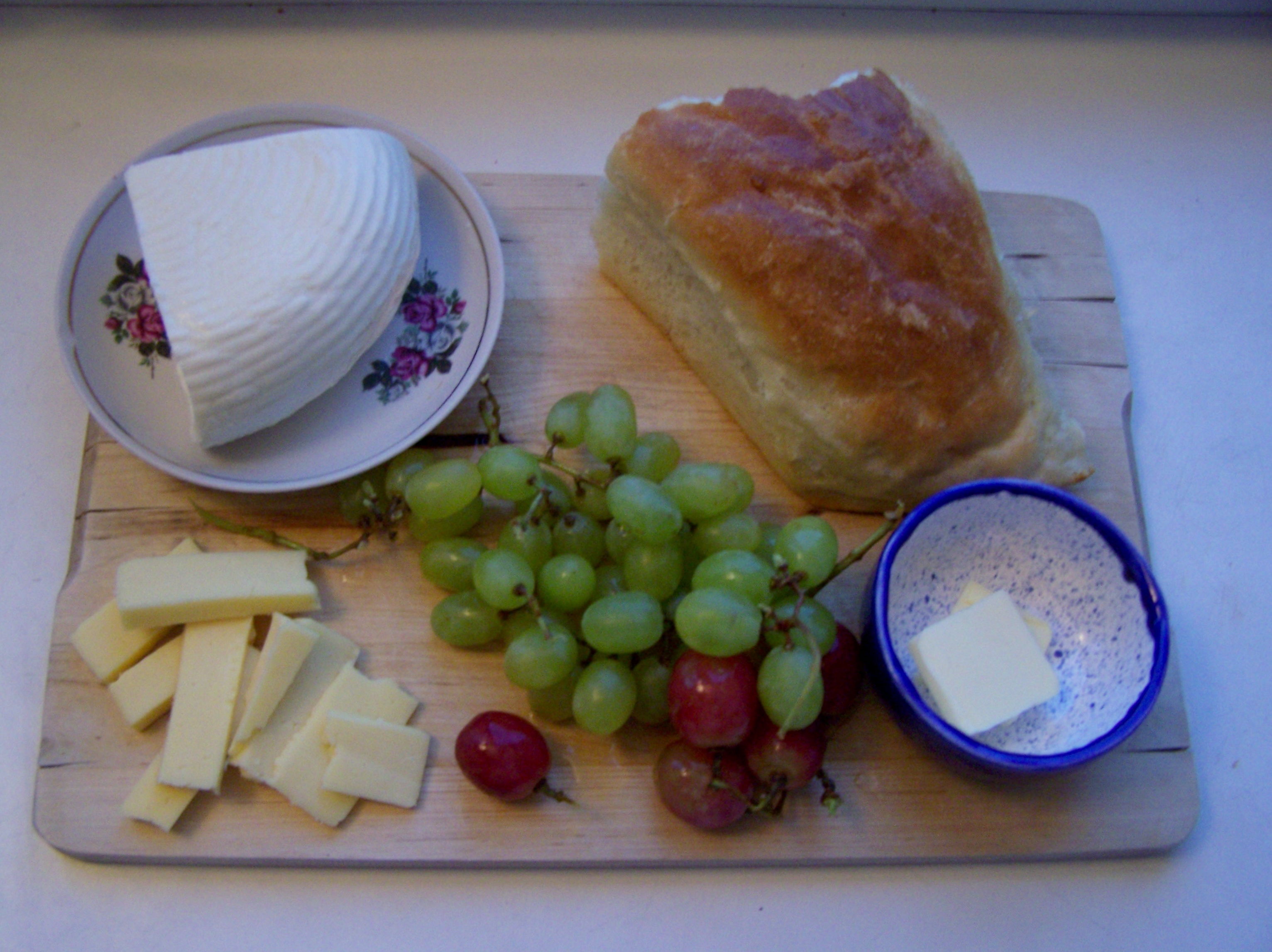 Russian Cheese | Breakfast in Moscow